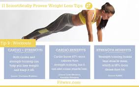 exercise 3 days a week to lose weight