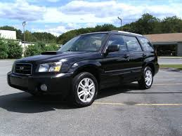 subaru forester 2005 black. Modren Subaru 2005 Subaru Forester AWD XT Turbo Loaded Leather All Black One Owner No  Reserve  Intended 0