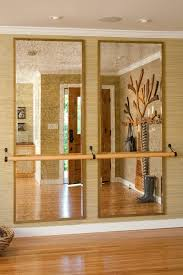 Vertical Wall Coat Rack santa barbara cool coat rack entry eclectic with vertical mirror 99