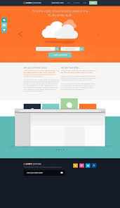 Free Psd Website Templates New 28 Free Psd Website Templates Web Hosting Pinterest
