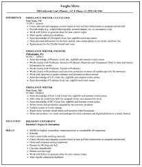 freelance resume writer jobs how to list freelance work on resume resumewritinglab