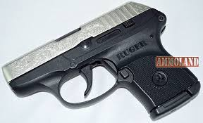 ruger lcp talo hand