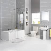 p bath bathroom suites. tabor™ 1700 shower bath bathroom suite including taps and waste p suites
