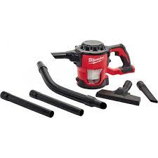 milwaukee 0882 20 m18 compact vacuum tool only milwaukee m18 cordless tools milwaukee tools