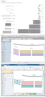 Seating Chart Software Mac Building Drawing Tools Design Element Seating Plan For