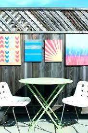 outdoor canvas wall art outdoor canvas wall art garden wall artwork outdoor fence canvas over the