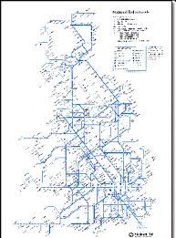 gb rail maps schematic and geographic National Rail Map national rail map national rail map pdf