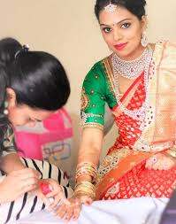 b u bridal makeup artist in chennai