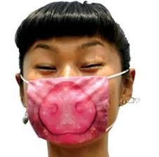 Decorative Surgical Masks Get Well Soon Mask Cool Hunting 22