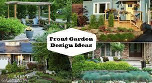 front garden design ideas inspiration