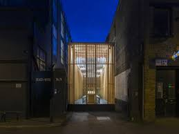 lighting design jobs london. Universal Design Studio And The Fice Group TOG Teamed Up To Create A Pavilion Of Repetition Lighting Jobs London
