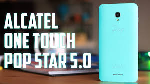 Alcatel One Touch Pop Star 5.0 - YouTube