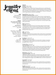 5 Design Resume Example Grittrader