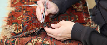 cleaning conservation and restoration of fine rugs industry profiles aaron groseclose rug care specialist