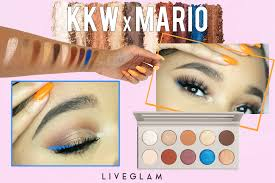 do you really need the kkw x mario palette