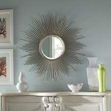 Use mirrors to make a space appear larger.