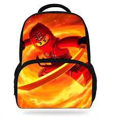 ᐅ Popular ninjago kids backpack and get free shipping - an149n65