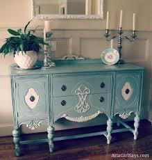 antique painted furnitureHandpainted furniture  Hometalk