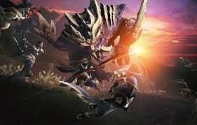 All weapon types in monster hunter rise. Test De Monster Hunter Rise La Switch Part A La Conquete Du Monde Gamergen Com