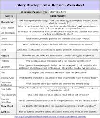 Story Outline Template Online Worksheets For Writers Jami Gold Paranormal Author