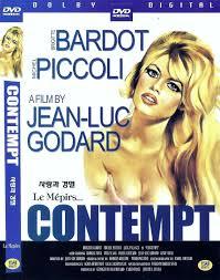 Contempt / Le Mepris (1963) - Brigitte Bardot DVD for sale online
