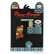 Super Mario Bros.™ World <b>1</b>-<b>2 Pin Set</b> $35.00