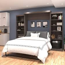 lighting for small spaces. Queen Murphy Bed Is Ideal Solution For Organizing Small Spaces With Multiple Purposes Lighting