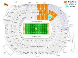 Razorback Football Stadium Seating Chart Bryant Denny Stadium Seating Chart Bama Stadium Seating Chart
