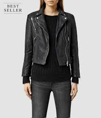 allsaints conroy quilted leather biker jacket gallery womens conroy leather biker jacket ink image 1 allsaints conroy quilted leather biker jacket