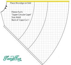 Hooded Cape Pattern Free