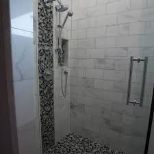 lusso carrara marble tile qdi surfaces with regard to shower decorations 11