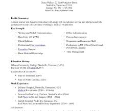 Executive Secretary Resume Sample List Of Duties Examples Church ...