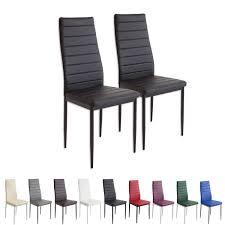 Esszimmerstühle MILANO - Farbe und Stückzahl wählbar Stühle