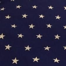 more views navy stars duvet cover