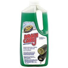 display reviews for drain care build up remover 64 fl oz drain cleaner pour