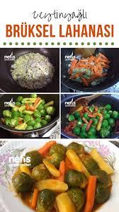 Zeytinyağlı Brüksel Lahanası Tarifi nasıl yapılır? 1.983 kişinin  defterindeki bu tarifin resimli anlatımı ve deneyenleri…   Yemek tarifleri, Brüksel  lahanası, Yemek