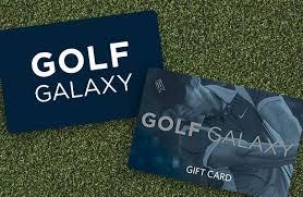 Gift Cards and Balance Check | Golf Galaxy