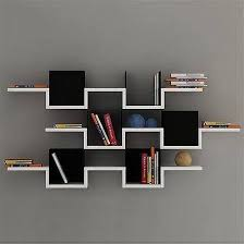 Small Picture ALES White Black UXUI Designer Wall shelving units and The ojays