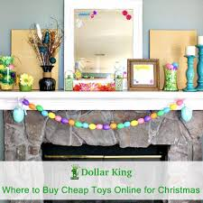 affordable home decor from the dollar