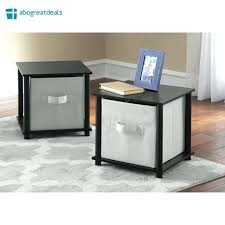 small side table with storage 1 of 5 available end table set 2 small side tables