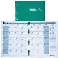 Monthly Academic Calendar House Of Doolittle 263 09 Hod26309 July 2019 Through August
