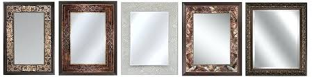 decorative bathroom mirrors healingtheburnorg