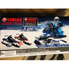 Отзывы о <b>Снегокат Yamaha Apex</b>