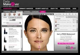 face makeup online