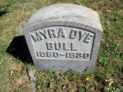 Myra Dye Bull (1860-1930) - Find A Grave Memorial