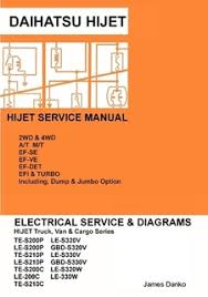 daihatsu engine diagrams daihatsu wiring diagrams cars daihatsu hijet english electrical service manual