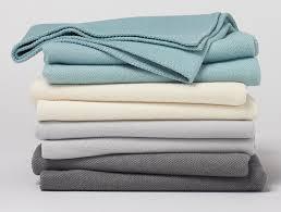 Washable Wool Throw Blanket