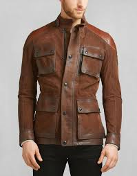 belstaff trialmaster brown jacket top brands for leather jackets 15 most popular