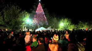 Chico Christmas Tree Lighting Chico Community Tree Lighting