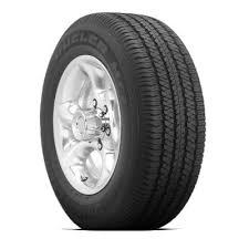 Bridgestone Tire Comparison Chart Bridgestone Dueler H T D684 Ii 265 70r17